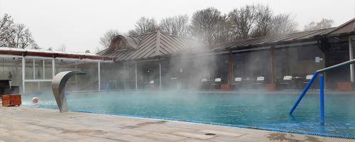 Bogatić Thermal Springs Serbia