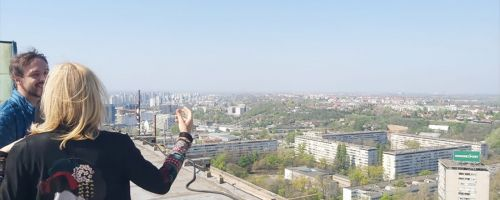 Belgrade Sightseeing - Private Rooftop Tour