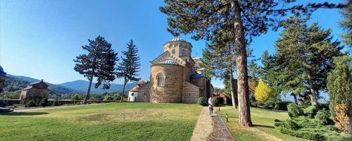 Serbia Unesco Monastery Tour