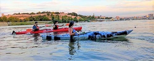 Belgrade Kayaking Tour