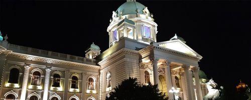 Belgrade Evening Private Tour