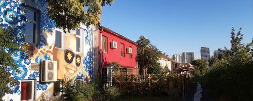 Explore Belgrade's non tourist city places