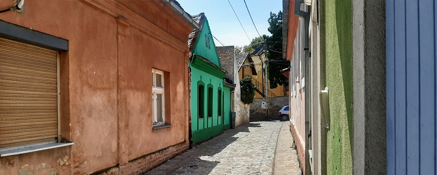 Walking Tour - The Streets of Old Zemun